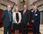 Photograph from the AFIS Conference, 2014 at the National Concert Hall, Dublin, 23-24 June.
