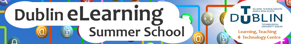 Dublin eLearning Summer School, 2019