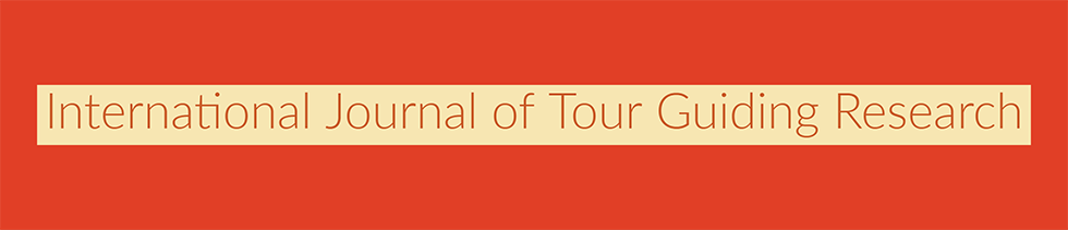 International Journal of Tour Guiding Research