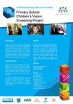Primary School Children's Vision Screening Project