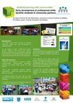 Early Development of Professional Skills Benefits Students & Community Partners