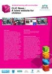 CliC News: a News Website for Children