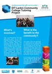 DIT-Larkin Community College Tutoring Project by Julie Dunne