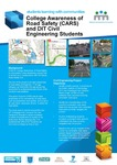 College Awareness of Road Safety (CARS) and DIT Civil Engineering Students