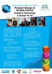 Product Design and Enable Ireland, Assistive Technology and Design for All.