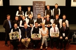 'DIT Students Showcase their Skills at the 2015 Irish Pubs Global Cocktail Challenge'