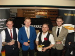 2016 1st DIT - Nespresso OPEN Cocktail Competition by James Peter Murphy