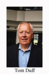 Tom Duff, Former Academic Registrar, Dublin Institute of Technology