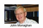 John Monaghan, Professor Mechanical and Manufacturing Engineering