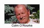 Colm O'Rourke, Former Lecturer, Biomedical Science, Kevin Streeet by Colm O'Rourke