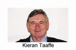 Kieran Taaffe, Former Head of the Physics Department and Former Vice Principal, Kevin Street