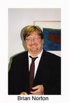 Brian Norton, President, Dublin Institute of Technology