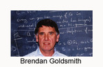 Brendan Goldsmith, Former Head of School of Mathematics, Former President of DIT, Research Director