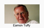 Eamon Tuffy, Former Education Officer,CDVEC (City of Dublin Vocational Educational Committee)
