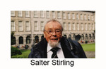 Salters Stirling, Former Academic Secretary, Trinity College Dublin by Salter Stirling
