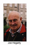 Joe Hegarty, Former Head of School, Culinary Arts and Food Technology, Cathal Brugha Street by Joe Hegarty