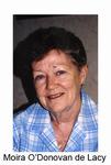 Moira O'Donovan de Lacy, Former Administrator, VEC (Vocational Education Committee)
