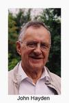 John Hayden, Former Chief Lecturer, Higher Education Authority by John Hayden