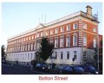 Bolton Street by James Robinson