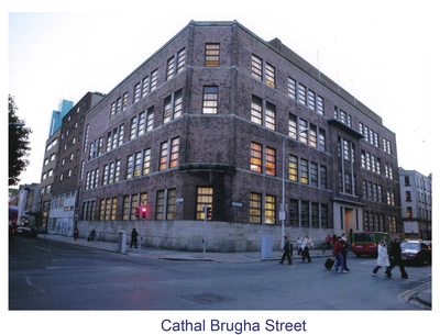 "Context >> ""Cathal Brugha Street"" by James Robinson"