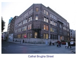 Cathal Brugha Street by James Robinson