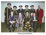 Eminent Academics by James Robinson