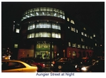 Aungier Street at Night by James Robinson