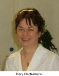 Professor Mary MacNamara by Mary MacNamara