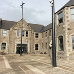 Entrance to Rathdown House. by Grangegorman Development Agency