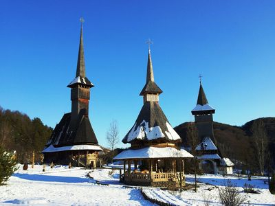 Scandinavian Style Church