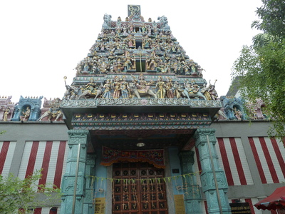 Buddhist Temple, Singapore