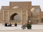 Shrine to Hodja Yusuf Hamadani, Merv, Turkmenistan
