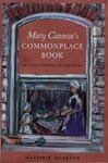 Mary Cannon's Commonplace Book : an Irish Kitchen in the 1700s by Marjorie Quarton