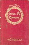 Guinea Pig Restaurant