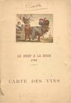 Le Boeuf á la Mode 1792