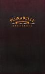 Plurabelle Brasserie, Wine Menu