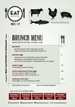 Eat Gastropub : Brunch Menu #27