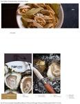 Moran's Oyster Cottage Oyster Menu 2017