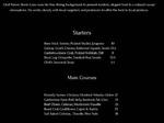 Brownes of Tuam Restaurant Menu 2020 by Brownes of Tuam Restaurant