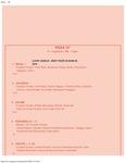 Pi Restaurant Menu 2020
