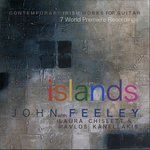 Islands:7 Contemporary Irish Solo and Ensemble Works for Guitar