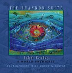 The Shannon Suite: Contemporary Irish Works for Guitar:8 world premieres