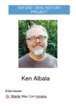 Interview with Ken Albala