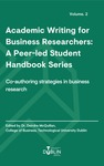 Co-authoring Strategies in Business Research by Deirdre McQuillan