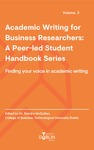 Finding Your Voice In Academic Writing by Deirdre McQuillan (ed)