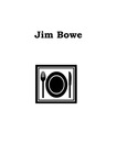 Jim Bowe by Jim Bowe