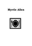 Myrtle Allen by Myrtle Allen